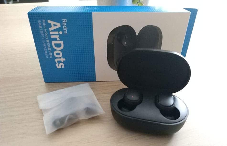 écouteurs sans fil Xiaomi Mi AirDots
